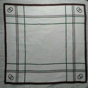 Gucci Vintage Scarf Pocket Square